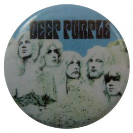 Deep Purple - 'In Rock' Button Badge
